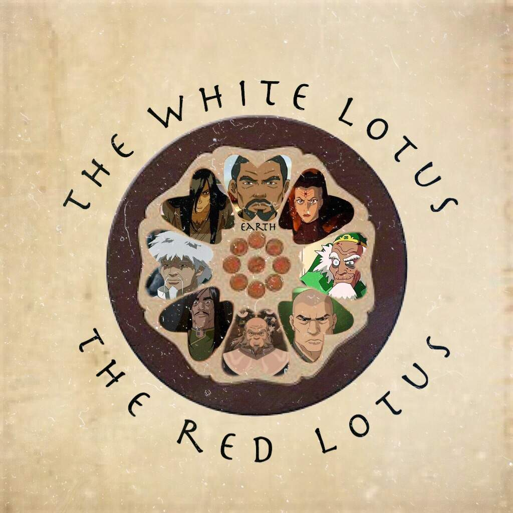 The Red And White Lotus Avatar Amino