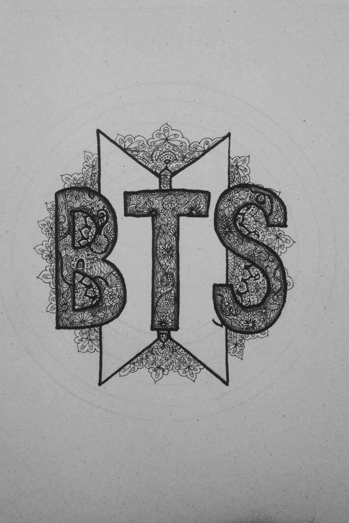 Bts Logo Army Unlimited Clipart Design