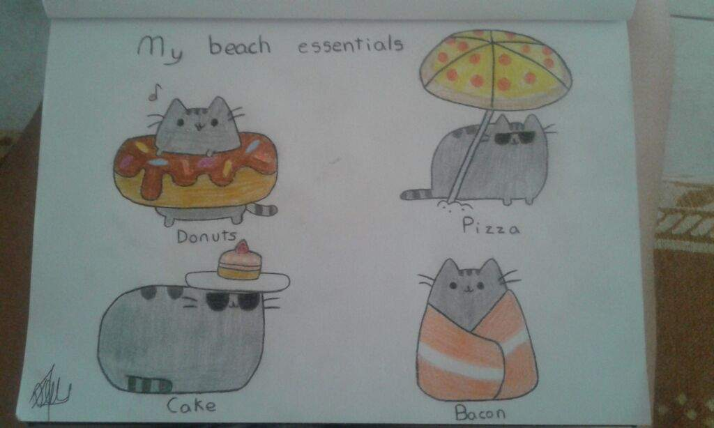 more pusheen cat drawings pusheen the cat amino amino
