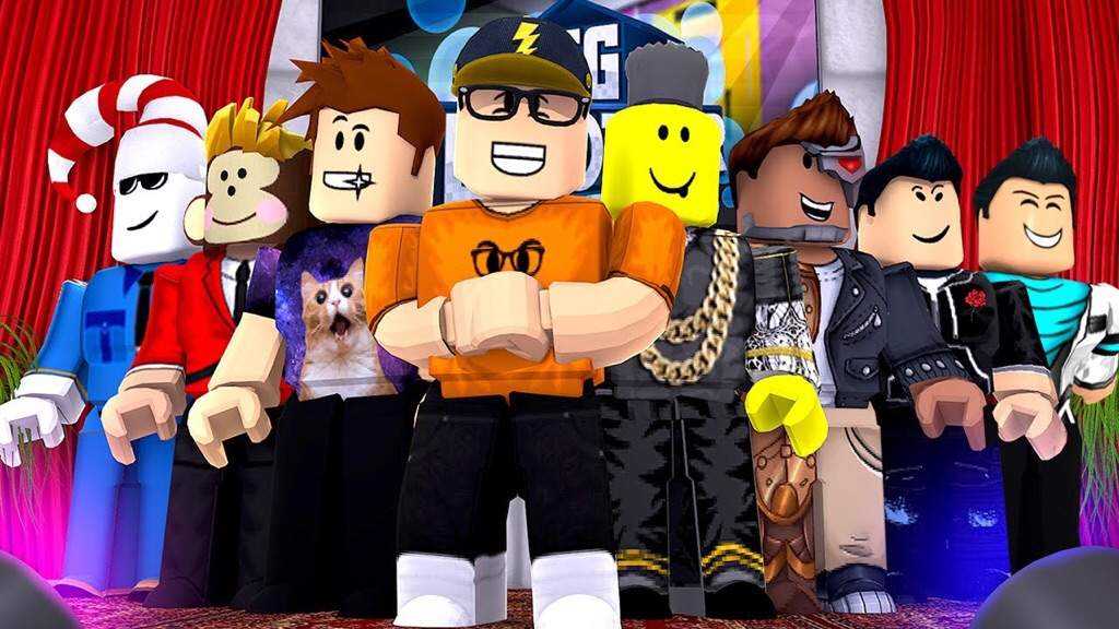Who Do You Like In The Crew Roblox Amino