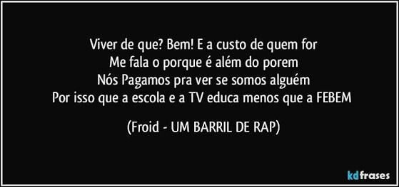 Frases De Rap Otanix Amino