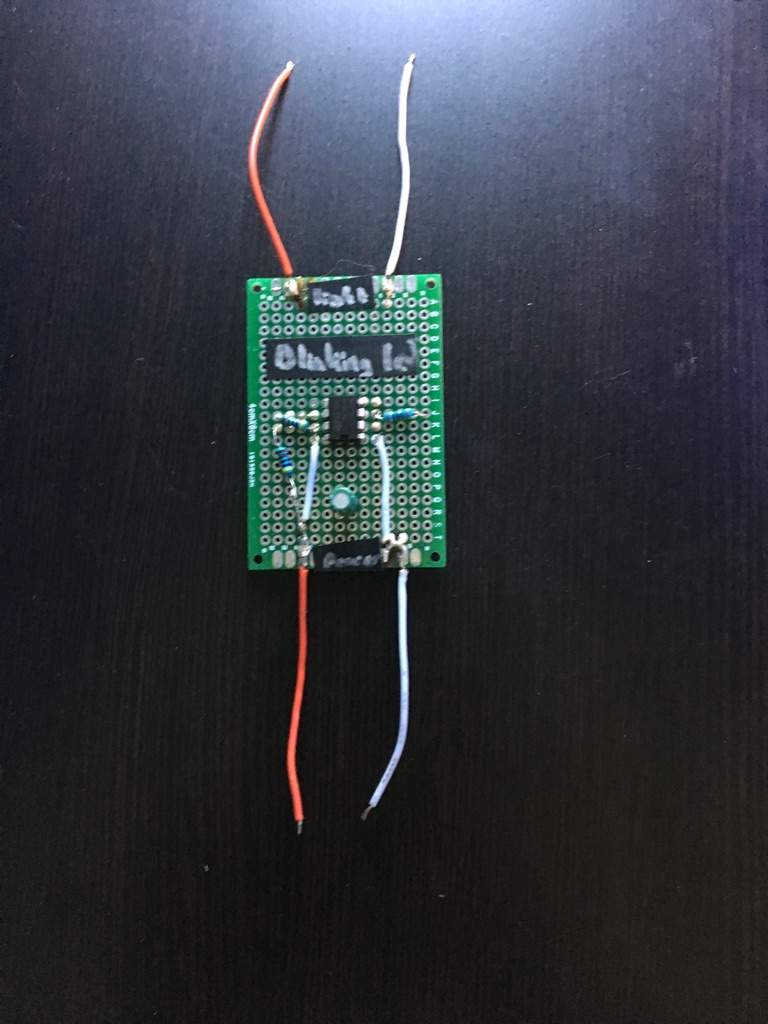 Simple Compact 555 Timer Circuit Maker Amino Photo