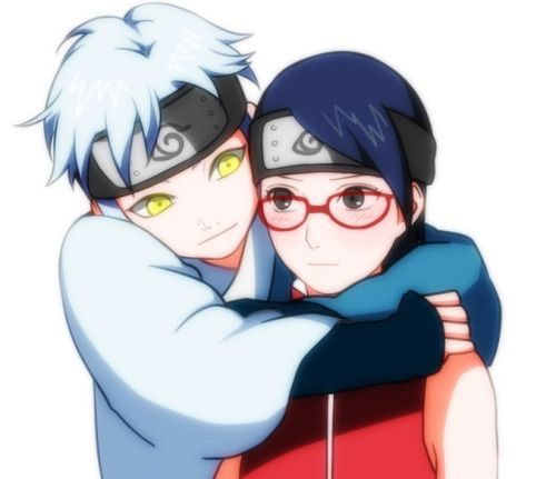Mitsuki And Sarada Fanfic
