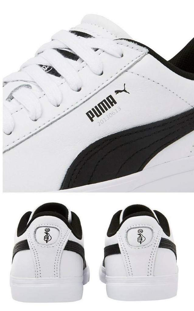 puma x bts new shoes
