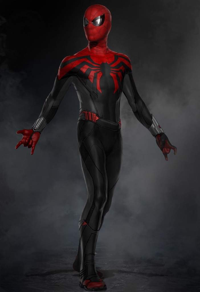 The Incredible Spider-Man that isn't Spider-Man (MCU SI/AU