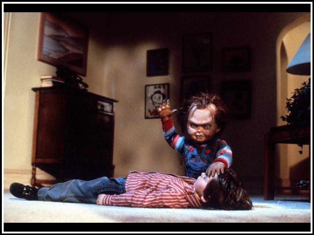 Is it possible to transfer your soul into another body like Chucky