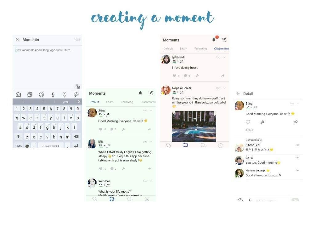 How to Use the Hello Talk Learning Language App | K-Drama Amino