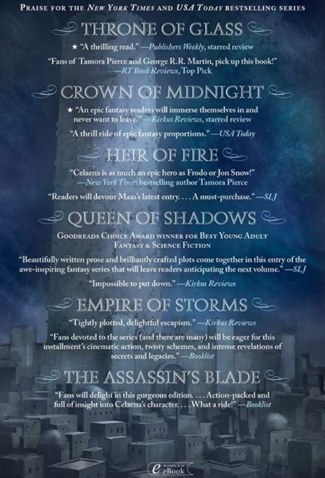 Tower Of Dawn Back Cover Reveal Books Writing Amino