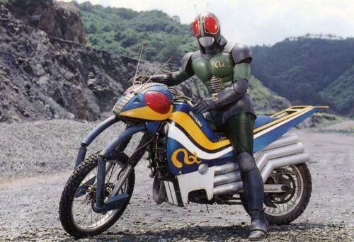 Kamen Rider Black RX | Wiki | Kamen Rider Amino Amino