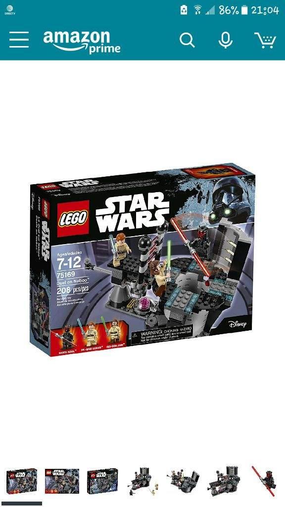 Review #4: Lego Star Wars Set 75169 | Star Wars Amino