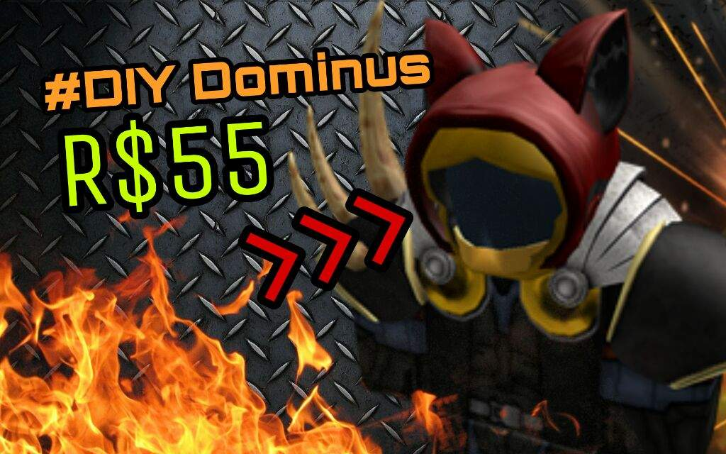 Dominus Hat For R 55 Roblox Amino