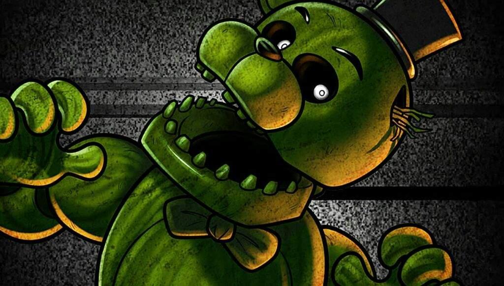 Fnaf 3 phantoms animatronics | Five Nights at Freddys PT/BR