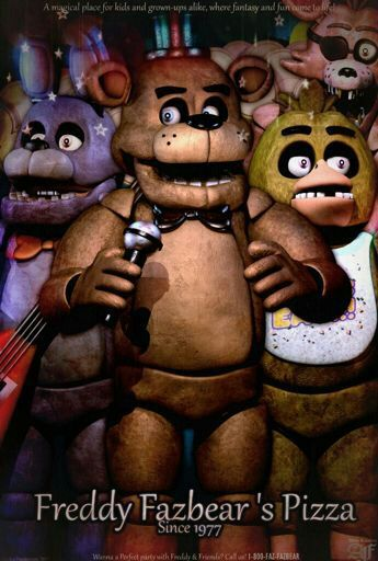 join the animatronic family