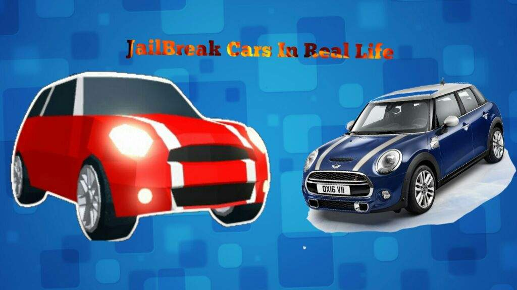JailBreak Cars in Real Life (#1) | Roblox Amino