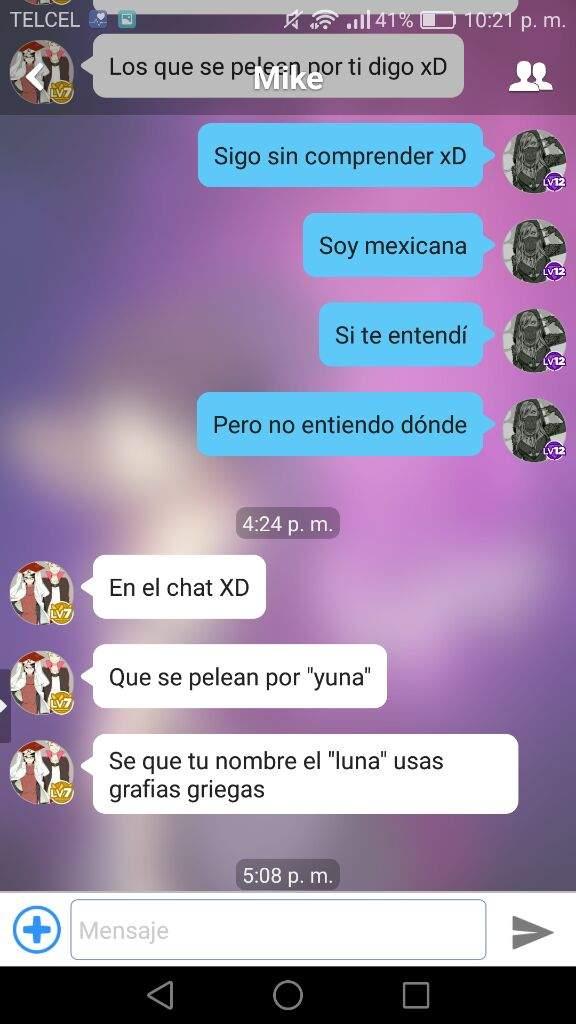 chat con extranos