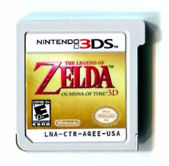 Ocarina of Time: N64 VS 3DS   Nintendo Amino