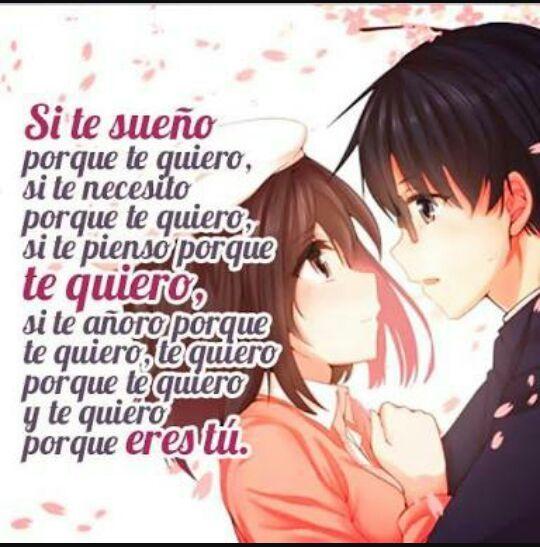 Unos Poemas De Amor Anime Amino