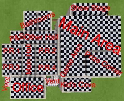 Five Nights at Freddy's 2 Recreation (MCPE)   Minecraft Amino