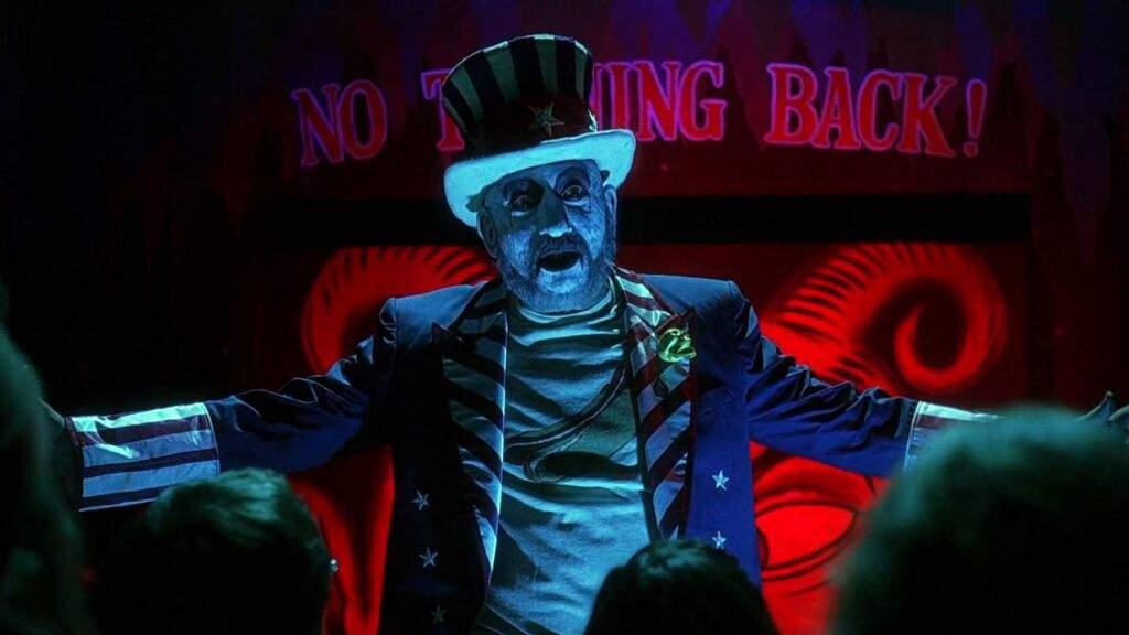Captain Spaulding's Murder Ride | Horror Amino