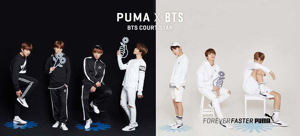 How To Get The BTS x Puma Court Star Shoes | ARMY's Amino