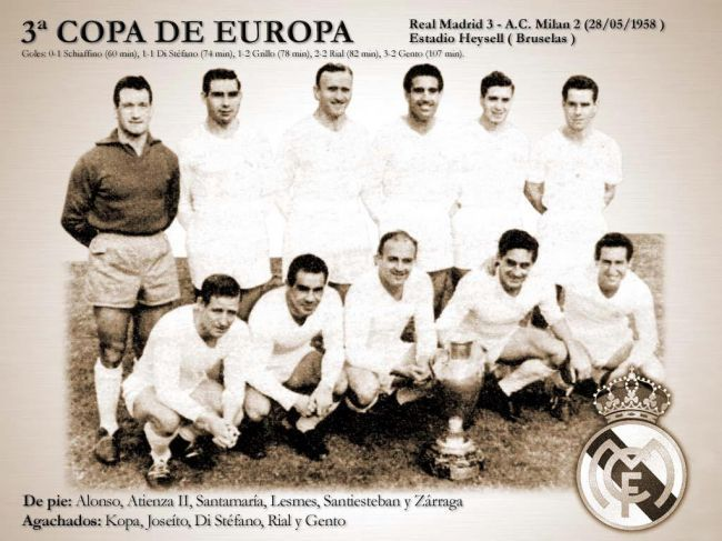UEFAチャンピオンズカップ 1957-58