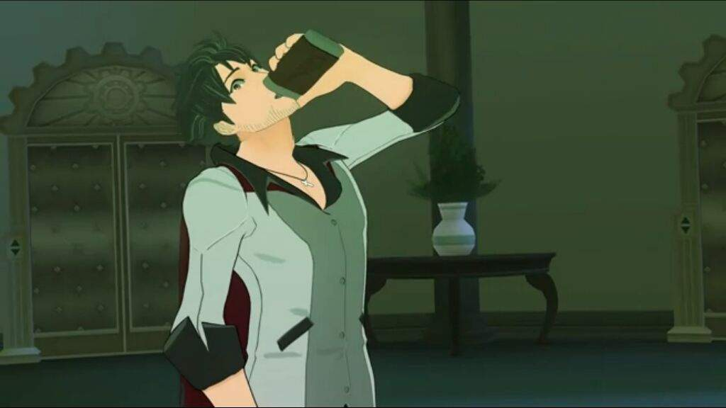 RWBY Crossover Ship #7: Peter Parker/Spider-Man x Ruby Rose