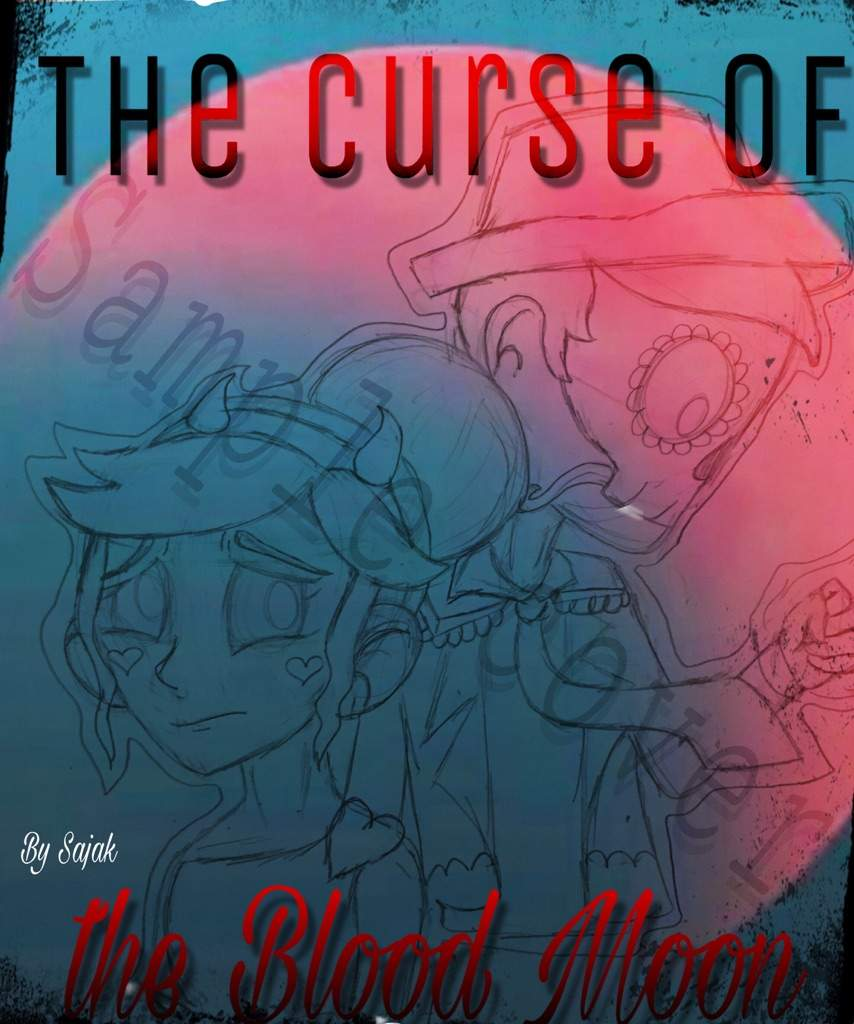 The Curse of The Blood Moon: FanFiction | SVTFOE Amino