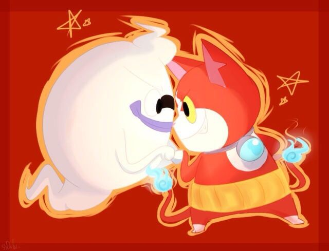 Whisper X Jibanyan Images I Have Found