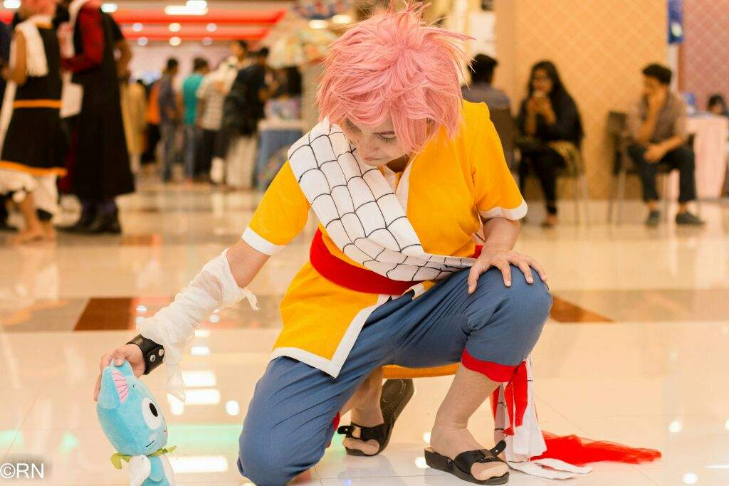 Natsu Dragneel-Fairy Tail Dragon Cry | Cosplay Amino