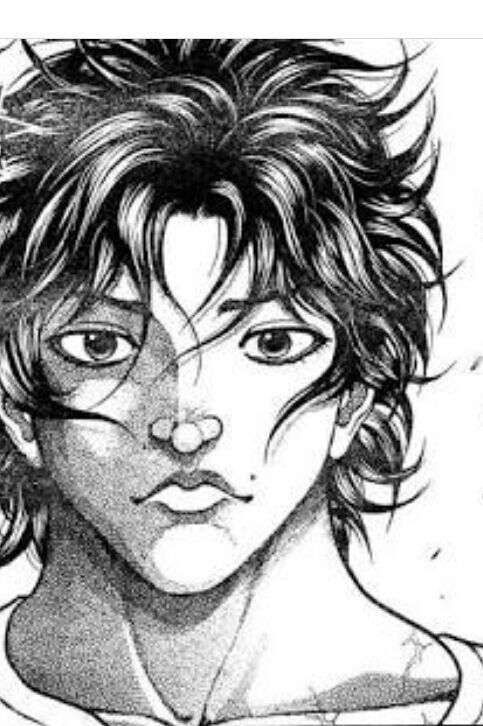 Baki Hanma   Wiki   •Anime• Amino