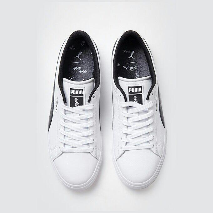 c8cf0473bd6 BTS criou os sapatos como uma forma de mostrar sua gratidão à seus fãs.  Eles nunca querem parar de correr com seus Army s!
