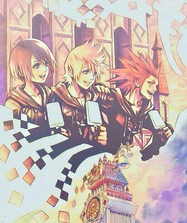 Manga Thoughts - Kingdom Hearts 358/2 Days