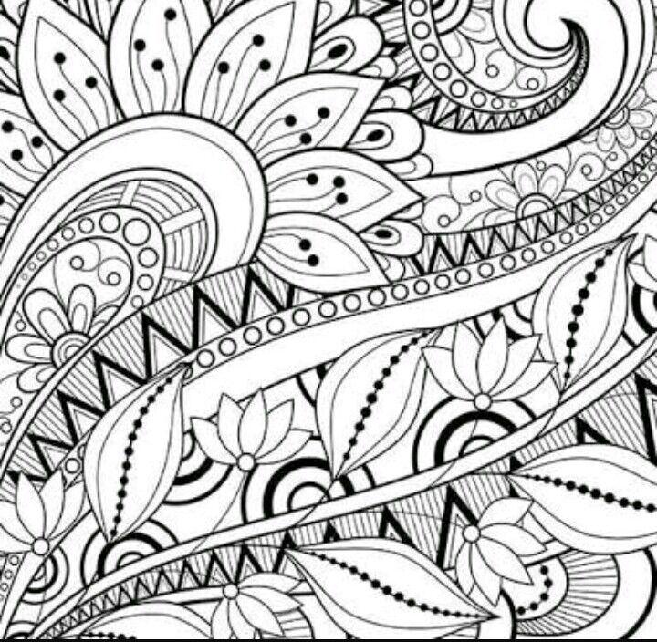 Imagens abstratas a preto e branco