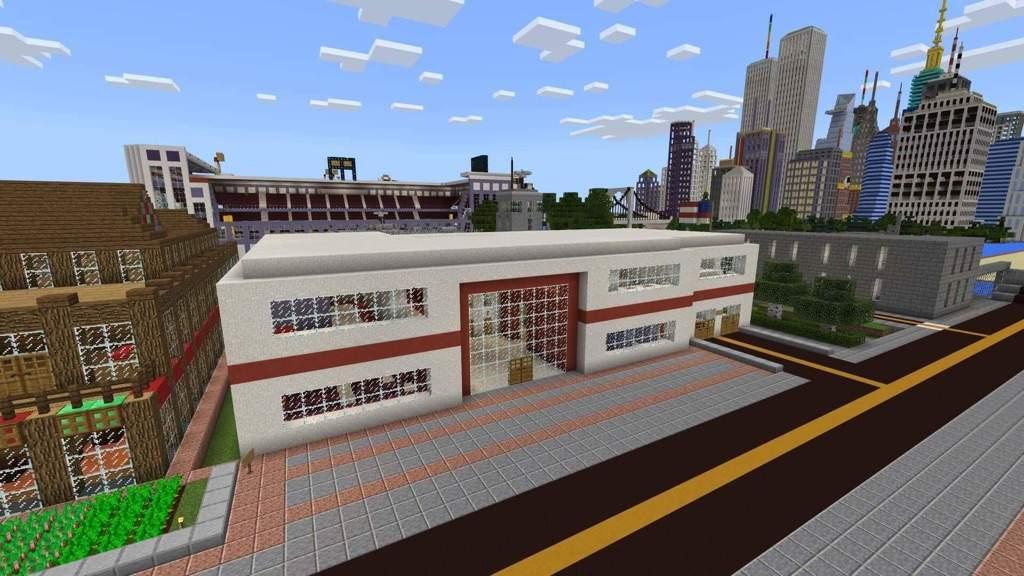 Mandalay Bay Hospital | Minecraft Amino