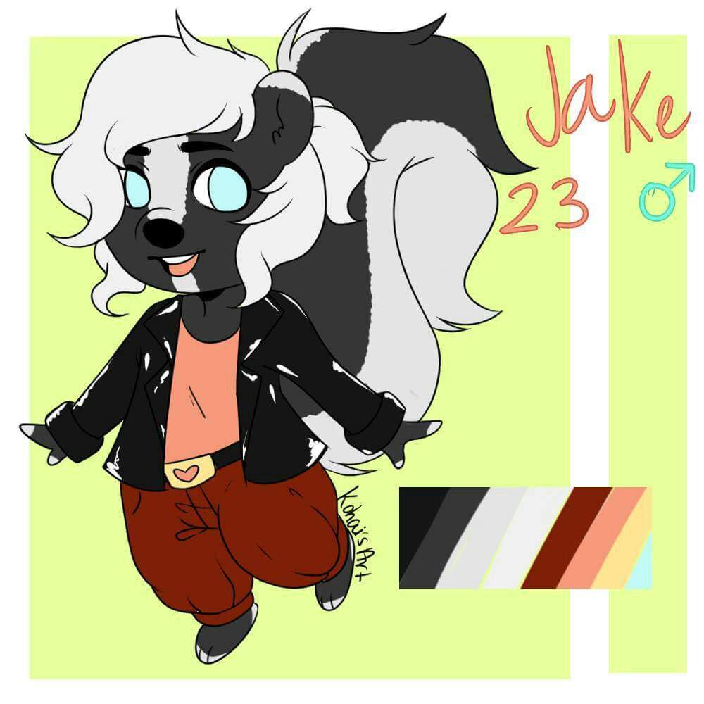 The Possum and the Skunk | Furry Amino