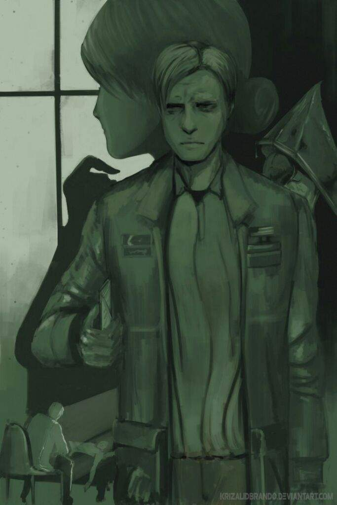 Some Silent Hill 2 Fan Artwork From Deviantart The Silent Hill Amino Amino
