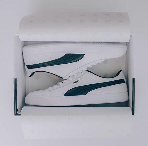 3050da5922f7 PUMA X BTS (BTS Court Star) Shoes + Member Focus