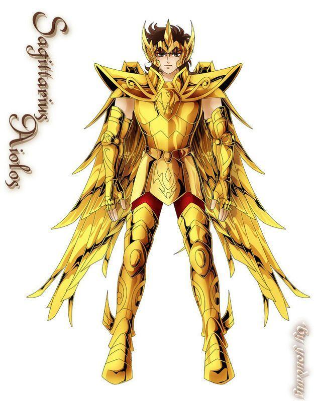 Armadura Dorada De Sagitario ♥ | -Saint Seiya Amino- Amino  Armadura De Sagitario