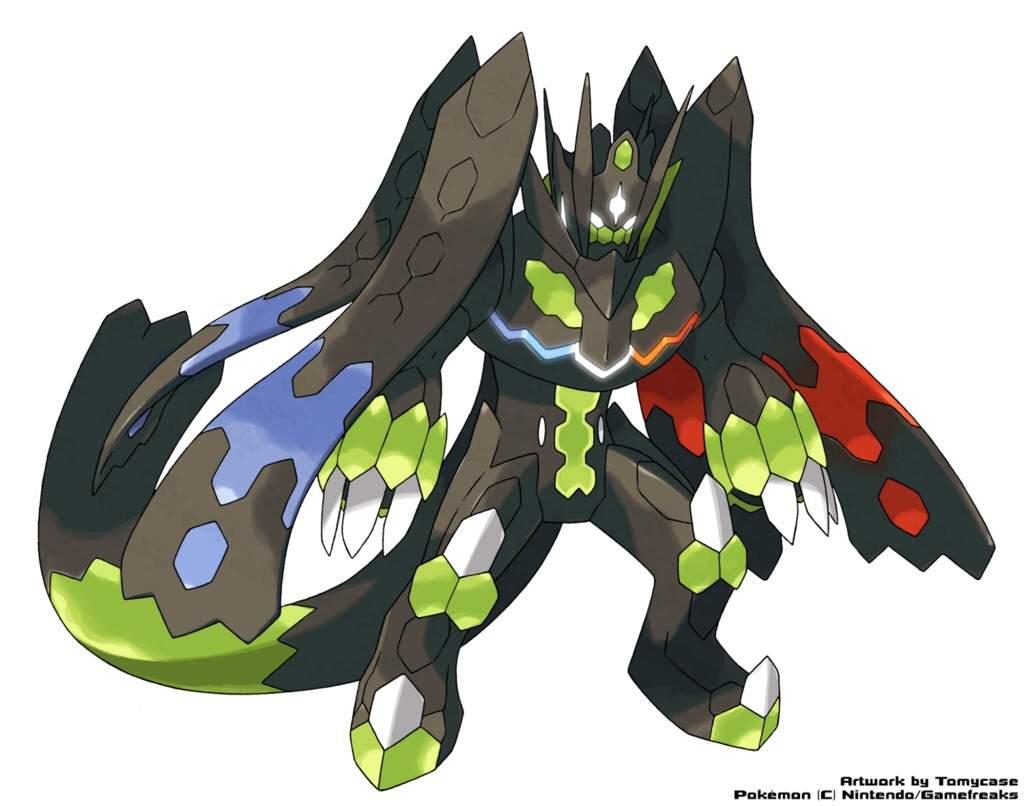 zygarde 100 form pokemon oc anime roleplayers amino
