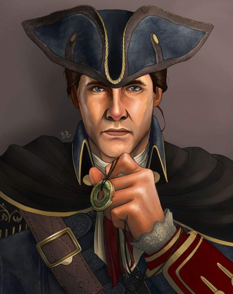 Haytham Kenway Assassins Creed Amino