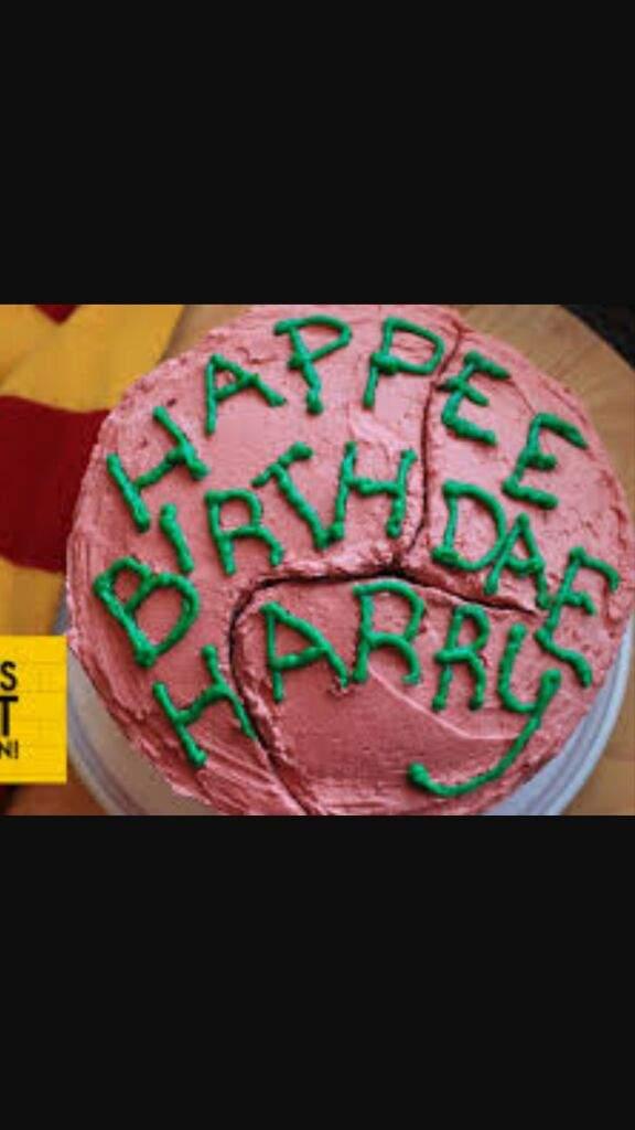 Happy Birthday Harry Harry Potter Amino