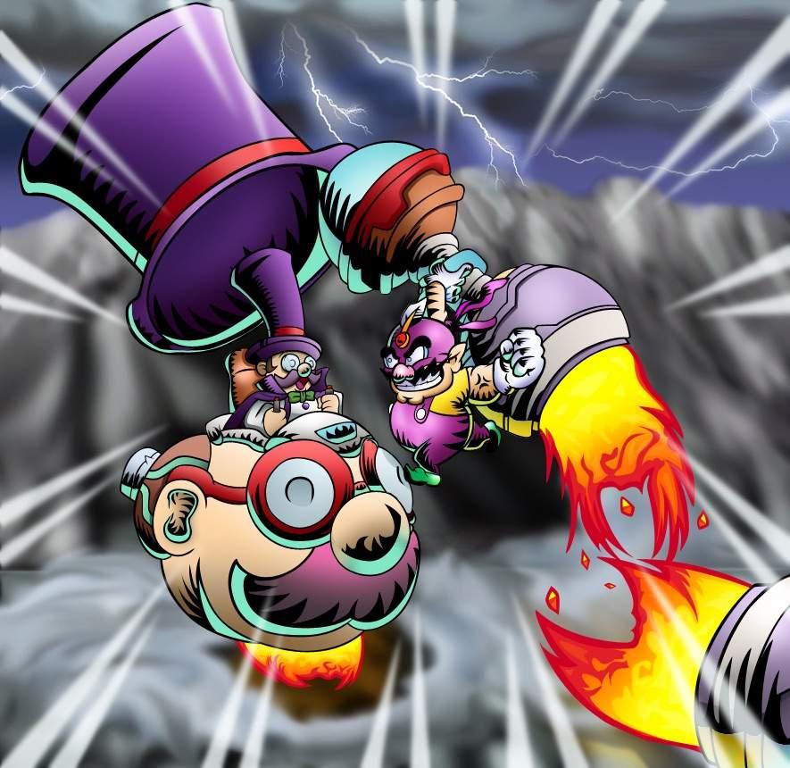 Wario | Wiki | Video Games Amino