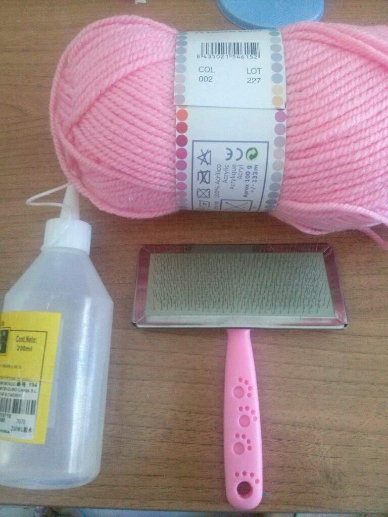 Como Hacer Pelos Con Lana Manualidades Amino - Como-hacer-manualidades-con-lana