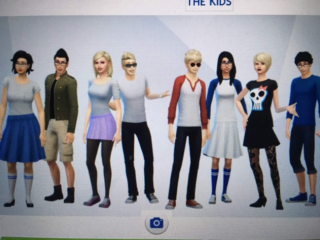 Sims 4 homestuck