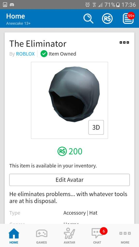 How To Make Your Own Dominus Roblox Amino