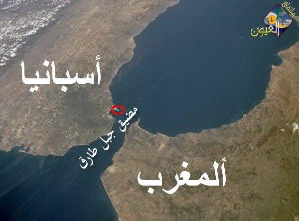 معلومات بسيطه عن جبل طارق Egc Amino
