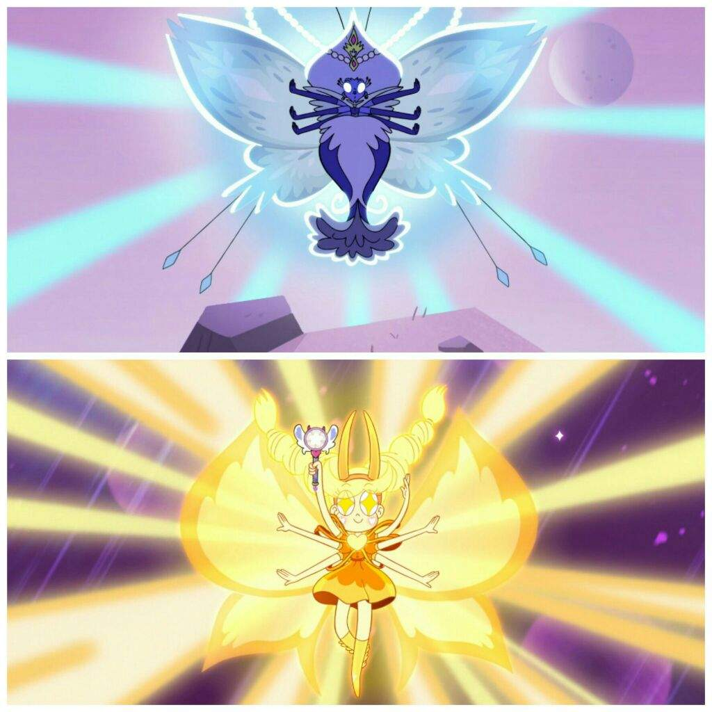 Star vs the forces of evil queen butterfly mewberty | Mewberty