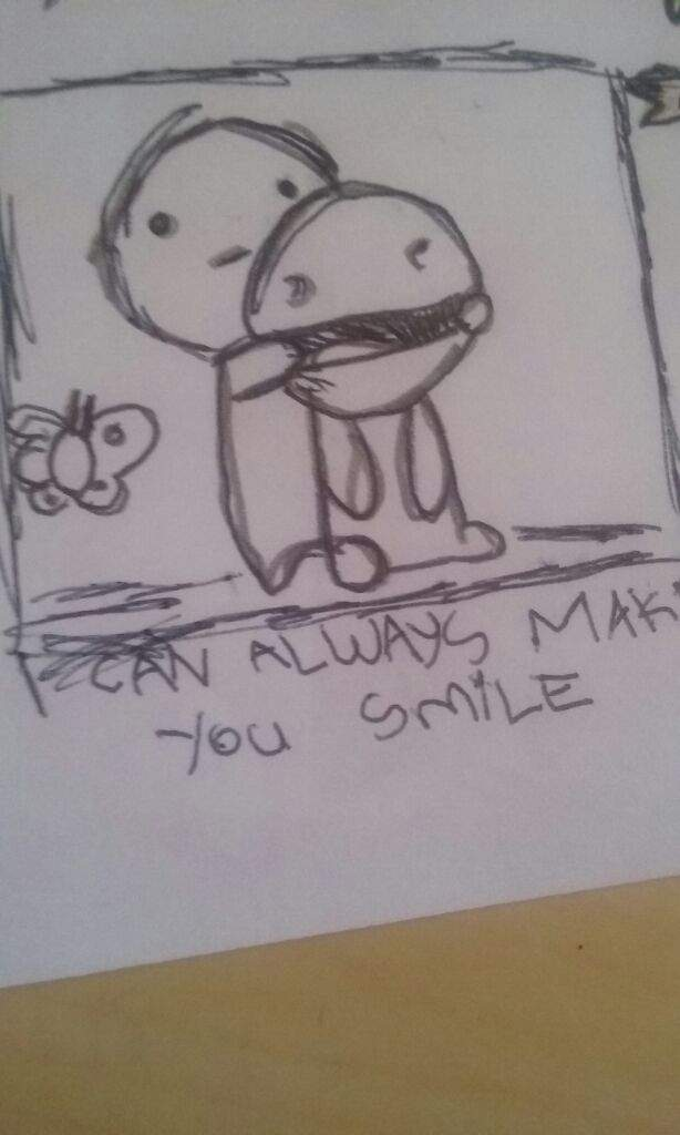 I Can Always Make You Smile Sketches Doodles Amino