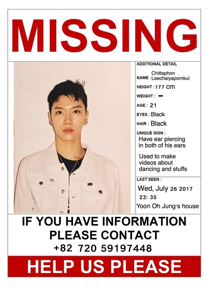 Missing Person Report (NCTWhoDunnit Gam   NCT (엔시티) Amino