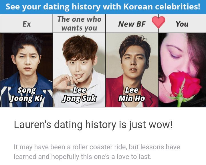 celeb dating quiz